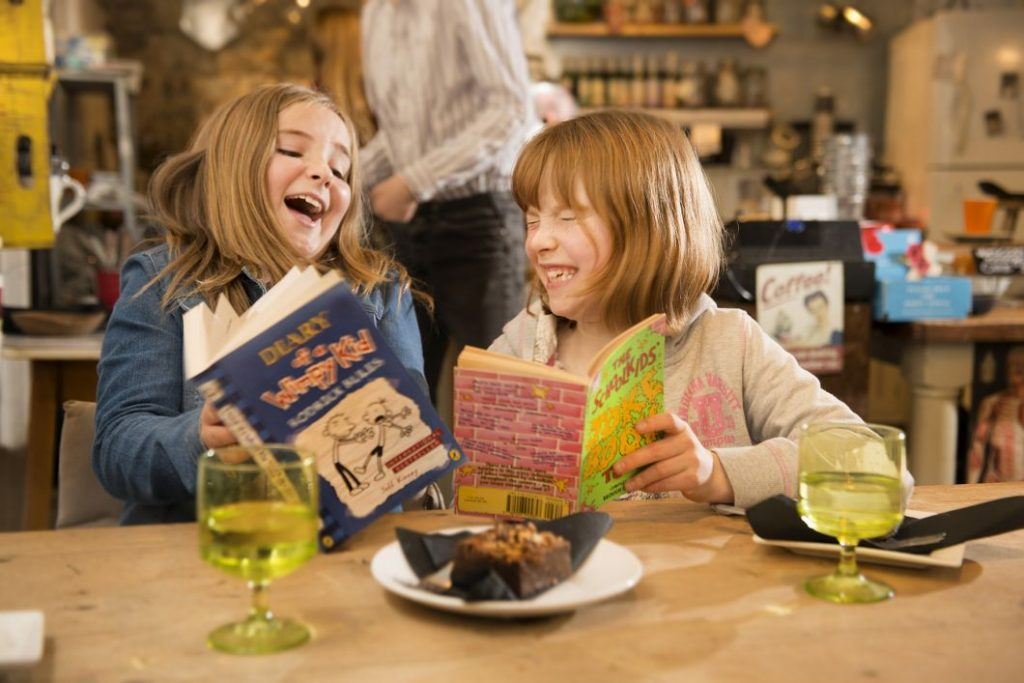 Read to buy books for children in hospital and your school library