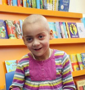 Donate £3 for a new book for a child in hospital