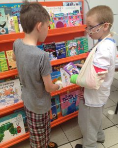 Donate to help to pay for a mobile bookcase