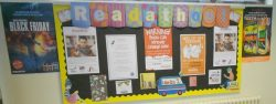 Readathon Display Board
