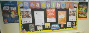Readathon Display Board