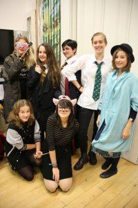Queen's Gate School Dress Up