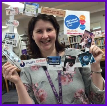 Rebecca Wilson College Librarian