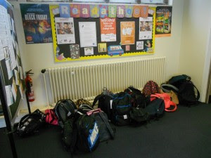Year 7 Bags