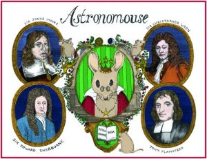 Astronomouse Front Cover