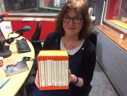 Debbie at BBC Radio Gloucestershire