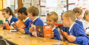 Research shows Readathon gets kids reading