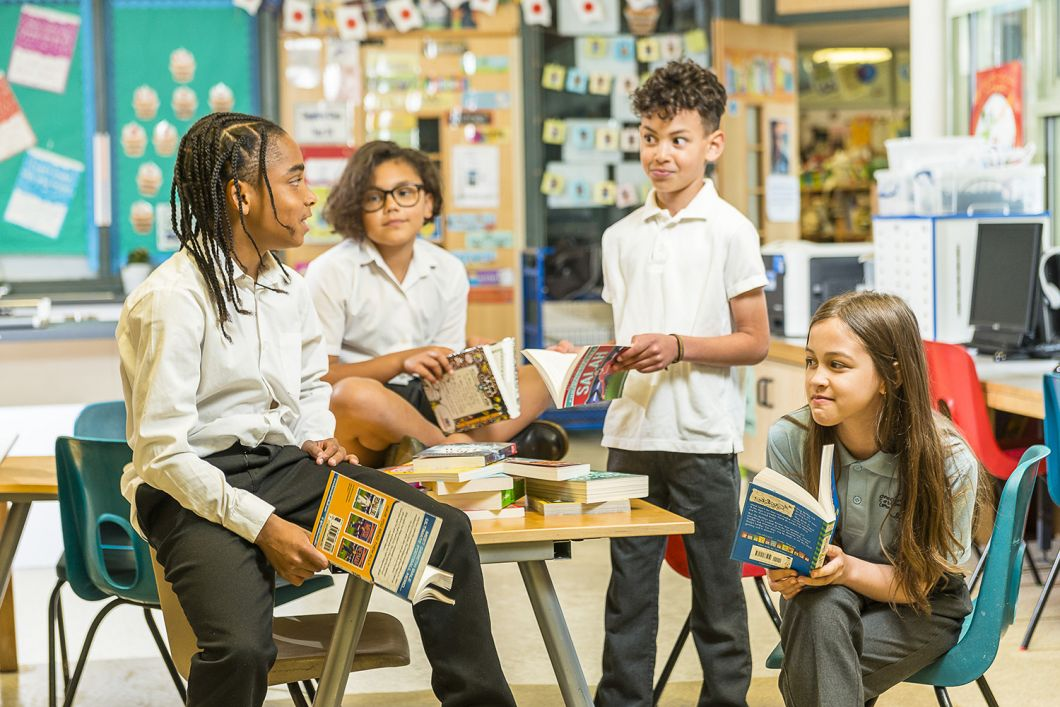 Classroom Readers